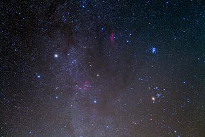 Auriga and Taurus (Sept 2011)
