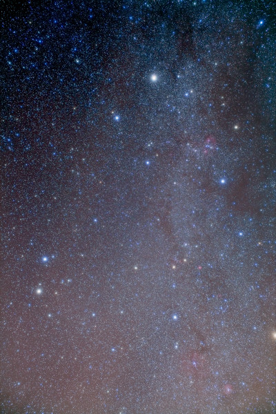 Auriga and Gemini
