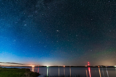 Andromeda Rising at McGregor Lake