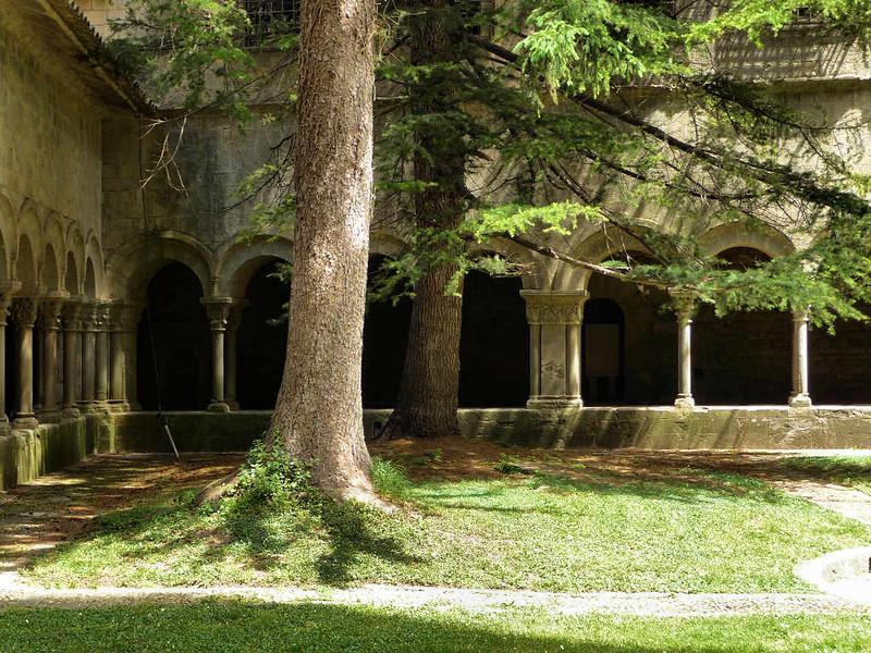 Claustro da Catedral de Girona