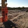 NPK GH30 pipeline trenching