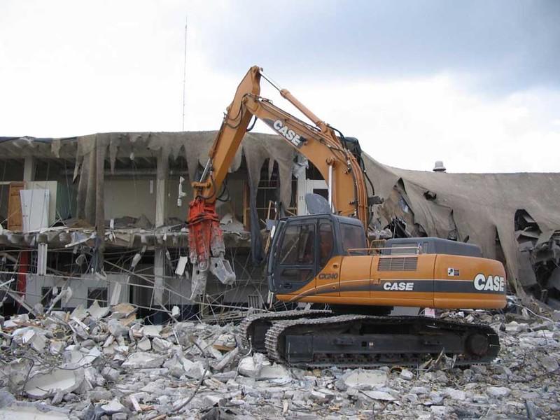 NPK M28 processor Abandoned property reclamation