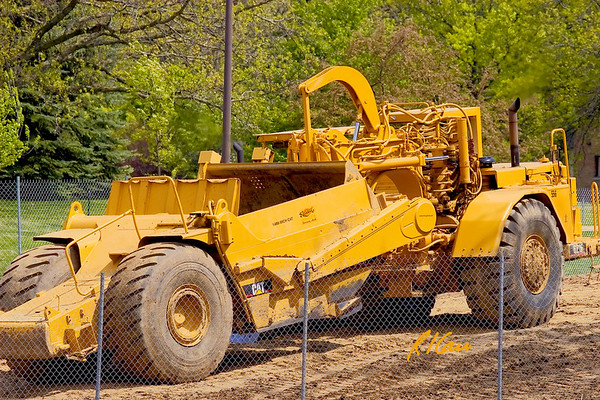 Construction Earth Moving: Cut and Fill: dozers, loaders