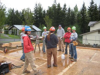 Women Build 2009