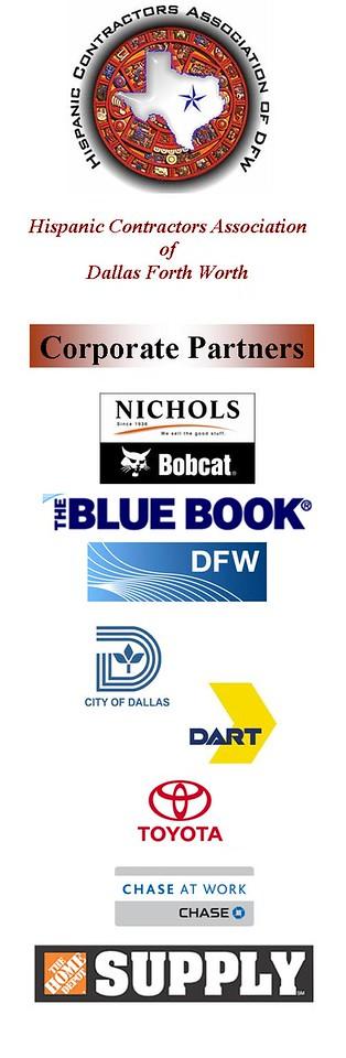 HCADFW Corporate Sponsors