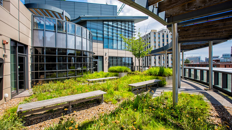 Images of United therapeutics Silver Spring Campus