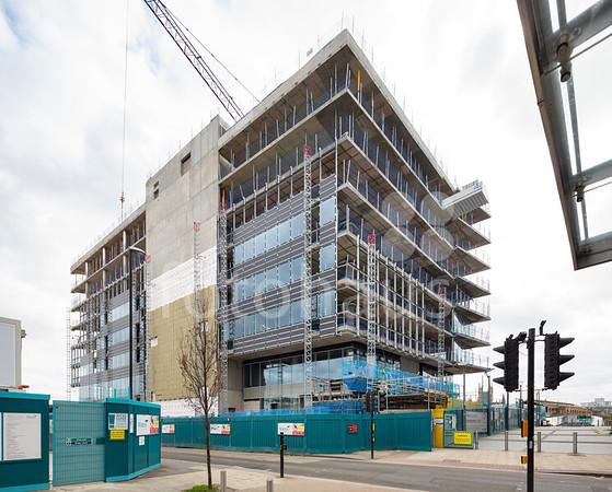 3 Glass Wharf - progress photos