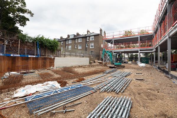 Abbey Road Phase 2 Health Centre, Camden