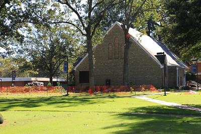 Chapel Construction