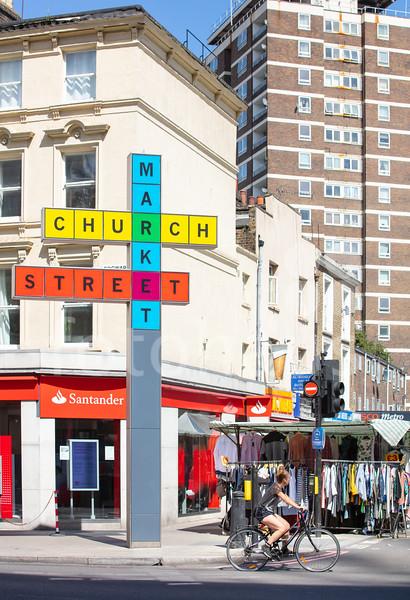 Church Street Estate, Westminster