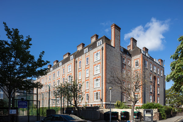 Ebury Bridge Estate, Westminster