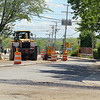 Road work is going on all over the City of Fitchburg. This is the work on Summer Street near Hancock Street. SENTINEL & ENTERPRISE/JOHN LOVE