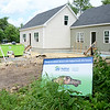 41 Oakland Street in Fitchburg, a new home being constructed by the efforts of Habitat for Humanity. SENTINEL & ENTERPRISE / Ashley Green