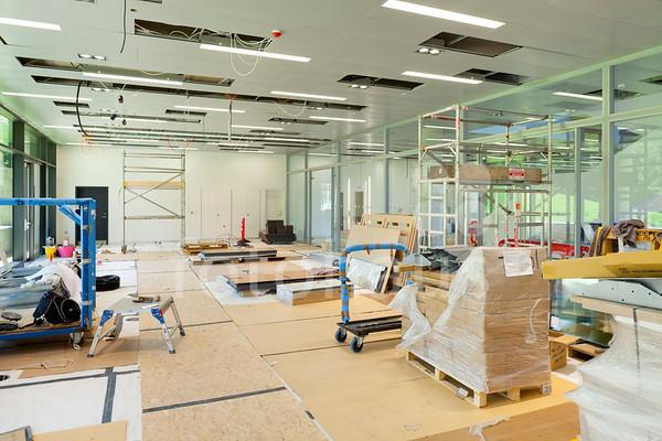 Lloyd's Register Global Technology Centre - progress photos