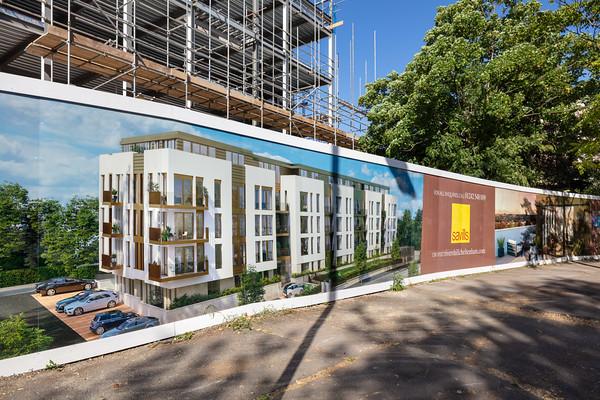 Oakfield Design + Creation hoardings