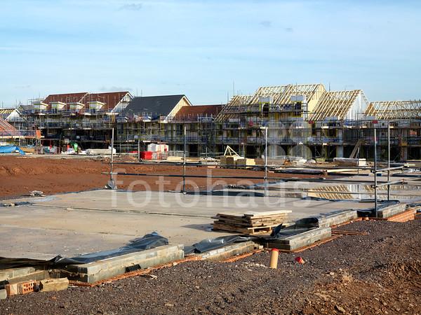 Perryfields Development - progress photos
