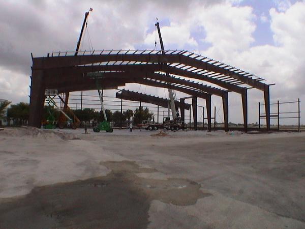 Parcel 16 Hangars Fort Lauderdale 2001