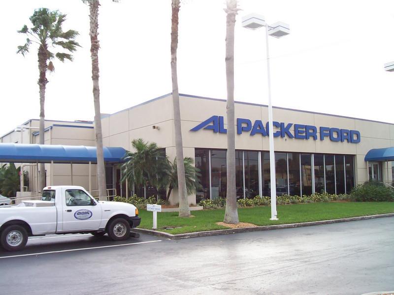 Al Packer Ford West Palm Beach 2007