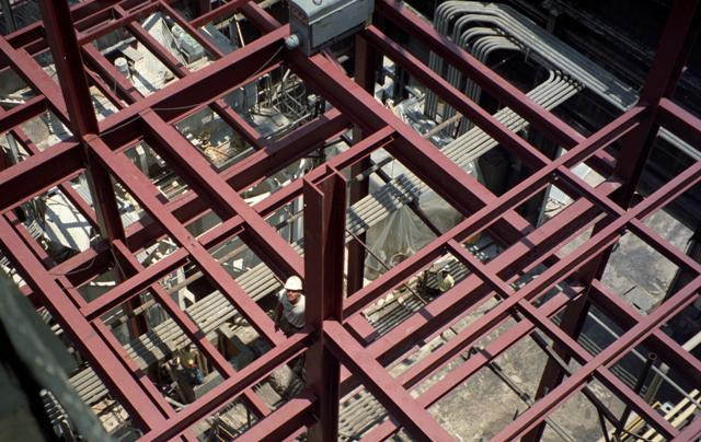 Okeelanta Mill Expansion 1 South Bay 1990