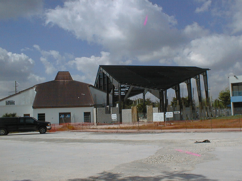 Divine Providence Church Miami 2001