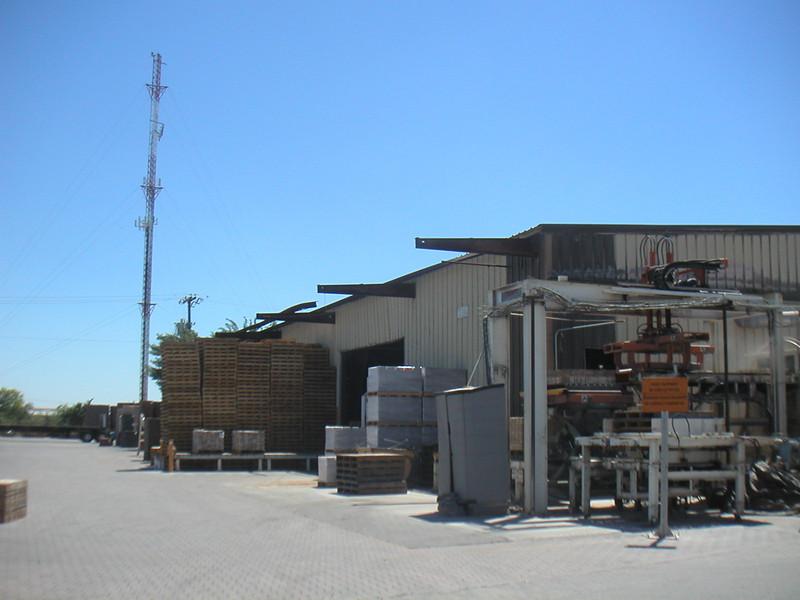 Paver Systems Warehouse Repair Riviera Beach FL 2008