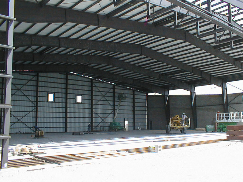 Signature Hangar Miami 2002