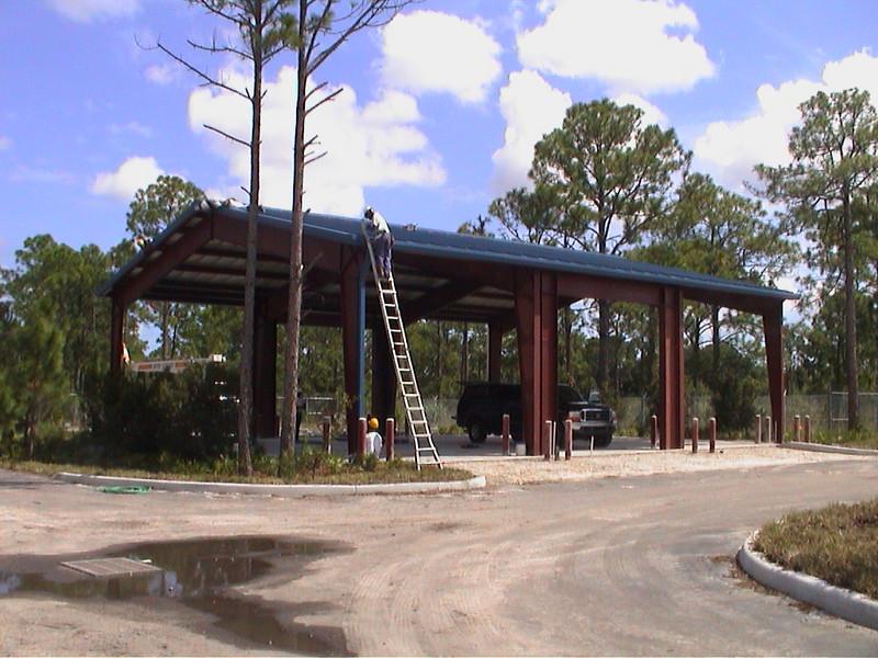 Jupiter Emergency Operations Center Jupiter 2001