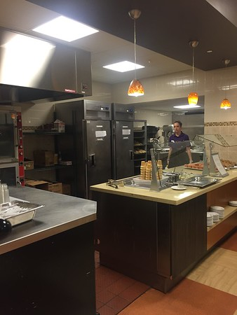 Summer 2016 Kosher Kitchen Reolocation