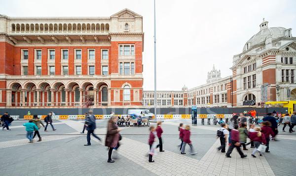Victoria and Albert Museum, Exhibition Road Building