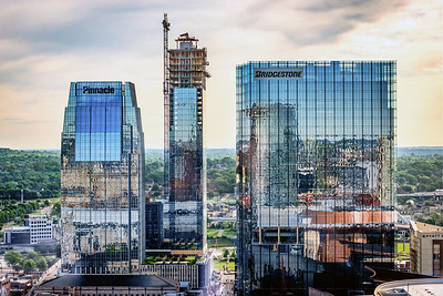 Nashville New Skyline