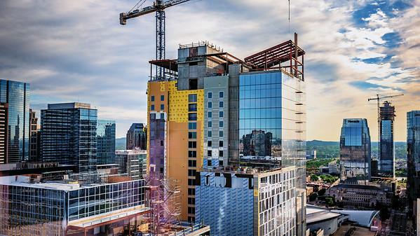 Building the Nashville Skyline