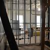 Future break room in Language Hall.