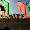 Burning Man Flag Art- Black Rock City, NV