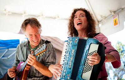 Dan Kahane and Roxanne Oliva- Cotati, CA