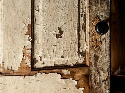 Francis House Doorknob- Calistoga, CA