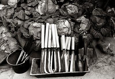 Knives- Mai Chau, Vietnam