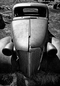 Chevrolet B&W- Bodie, CA