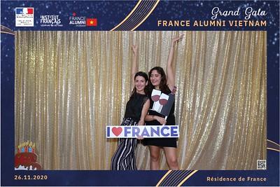 Consul France   France Alumni Vietnam Grand Gala instant print photo booth   Chụp ảnh in hình lấy liền Sự kiện tại TP Hồ Chí Minh   Photo Booth Vietnam