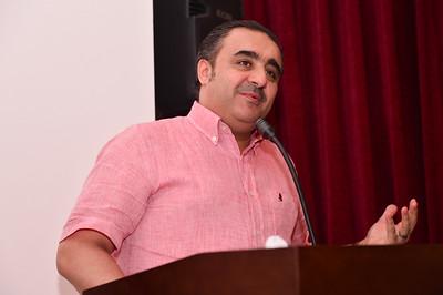 Mr. Husamuddin Al-Taib, Prominent Libyan Journalist
