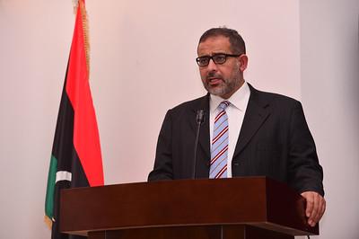Ambassador Dr Aref Ali Nayed