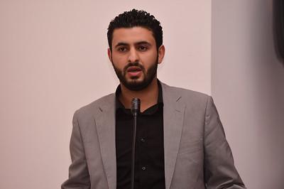 Mr Musab Al-Abed, MP, HOR (Hay Al-Andalus)