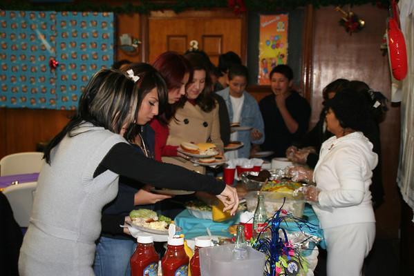 Christmas Banquet 2007