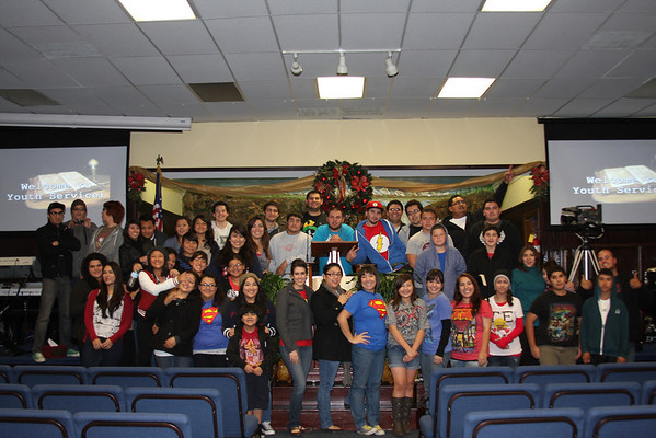 Group pictures 11-25-11