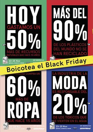 Este Black Friday… ¡no compres, crea!