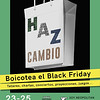 Este Black Friday… ¡no compres, crea!