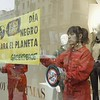 ¡ACCIÓN en vivo! Boicoteamos Black Friday porque consumismo = crisis climática