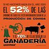 Consumir menos carne para un planeta más sano