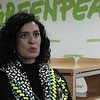 Quotes from biology Reyes Tirado, about meats' report of Greenpeace