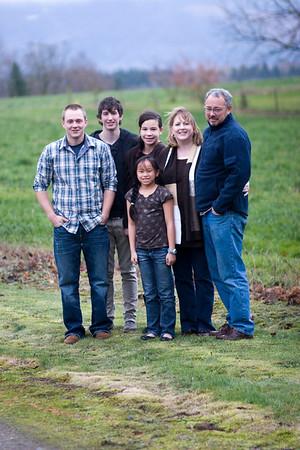 Hansen Family