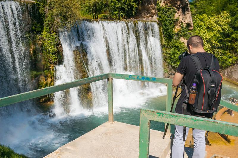 Jajce Waterfalls / Bosnia and Herzegovina